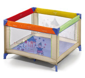 Манеж Hauck DREAM'N PLAY SQUARE (circus)