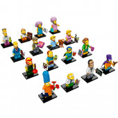 Конструктор Minifigures. The Simpsons™ серия 2, в пакете